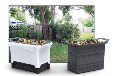 Tupperware Composter