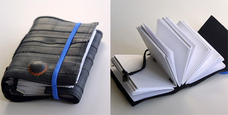 Upcycled Notebook