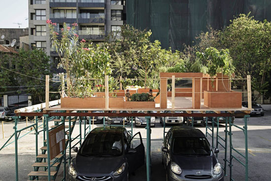 Urban Hives by Nathalie Harb
