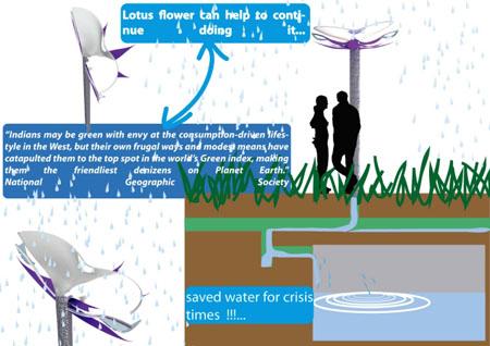 Rainwater Collecting