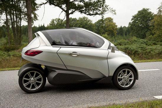 VELV Concept Car