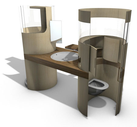 veolia project bathroom