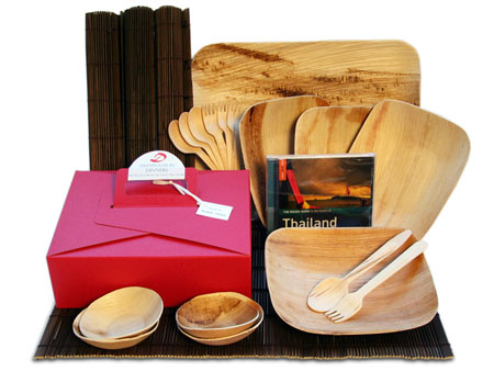 Verterra Eco-friendly Dinner Party Kit