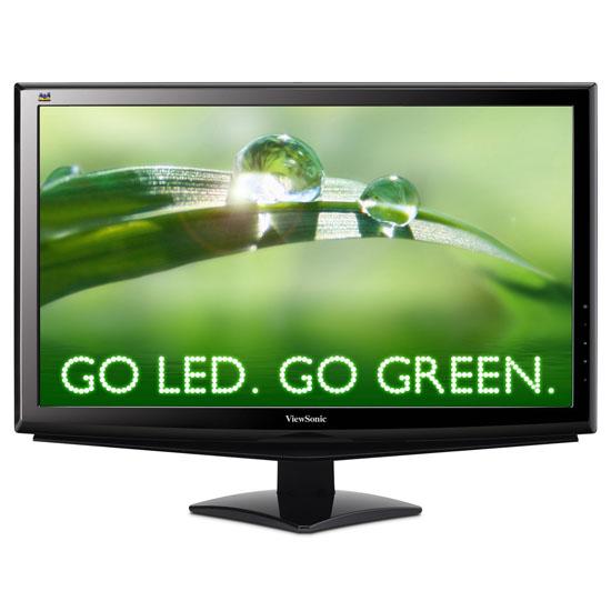 Viewsonic Widescreen LED Monitor