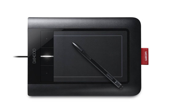 Wacom bamboo pen tablet will let you enjoy technology with care to the