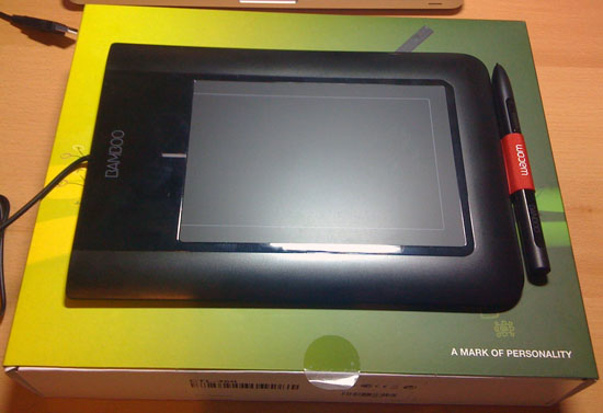Wacom Bamboo Pen Tablet Will Let You Enjoy Technology With