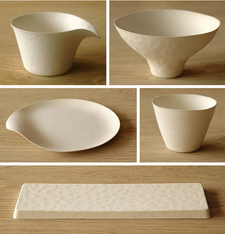 Wasara Disposable Tableware