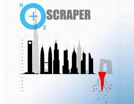 Water Scraper