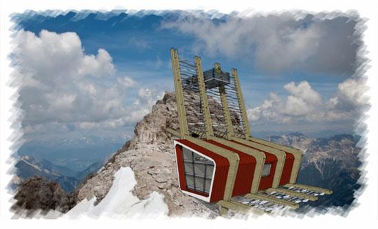 Eagle Nest Hut