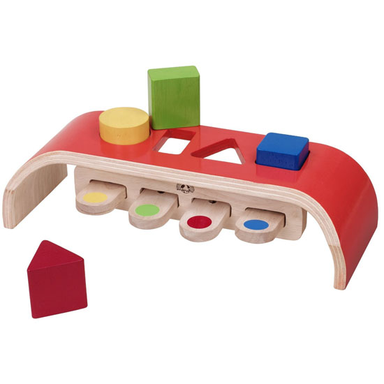 Wonderworld Bouncing Sorter