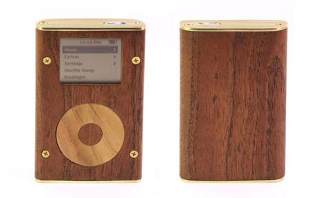 Wood iPod