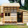 I-Beam's Pallet House: An Eco-friendly Emergency Shelter Made Of Recycled Material