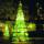 Plastic Bottle Christmas Tree: Celebrating Green Christmas