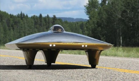Xof1 Solar Car