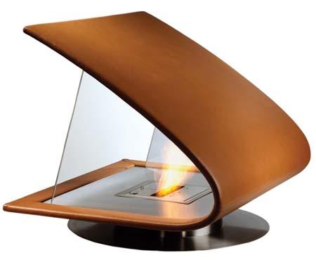 Zeta Fireplace