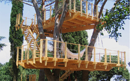 Abitalbero Tree Houses
