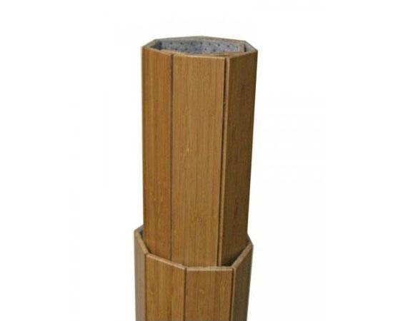 Anji Mountain Roll-up Bamboo Chair Mat