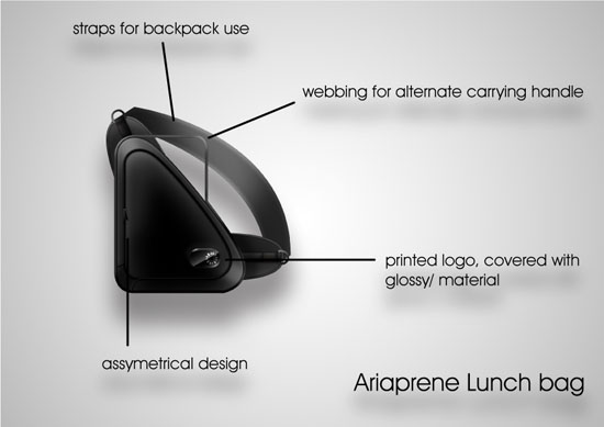 Ariaprene Lunch Bag