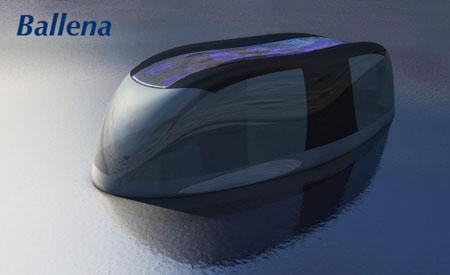 Ballena EV Eco Sea Bus