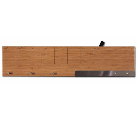 Bamboo Wall Caddy