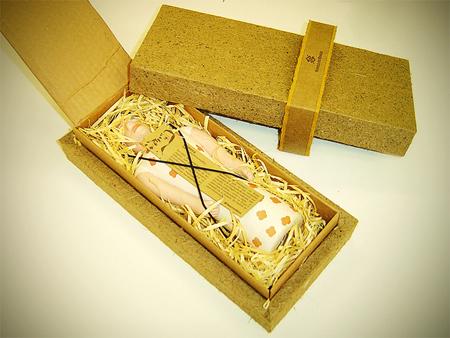 Banco do Brasil Sustainable Gift Packaging