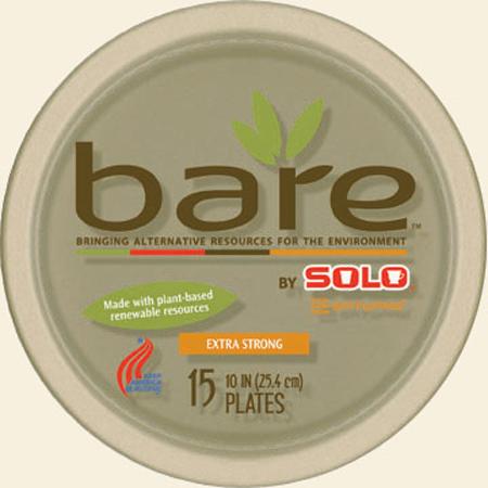 Bare Eco-tableware