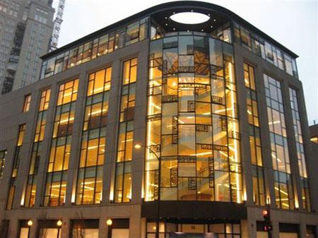 Barneys LEED Building