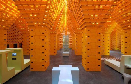 Beer Crate Pavilion