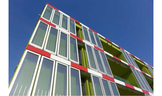 Intelligent Quotient Building