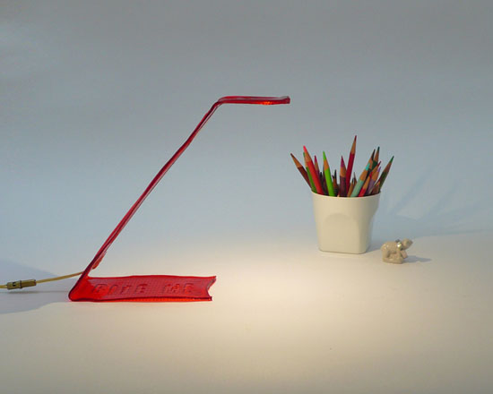 BITE ME LED Desk Lamp