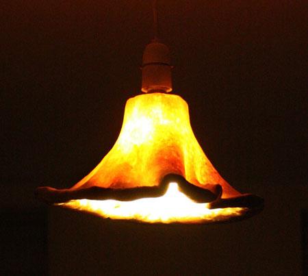 Bread Lamp