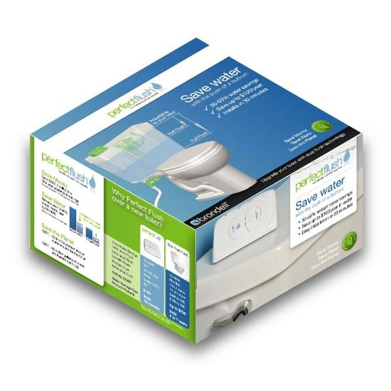 Brondell Dual Flush Toilet Retrofit Kit