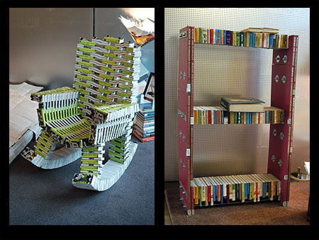 Building With Books