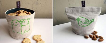 Handmade Buckets