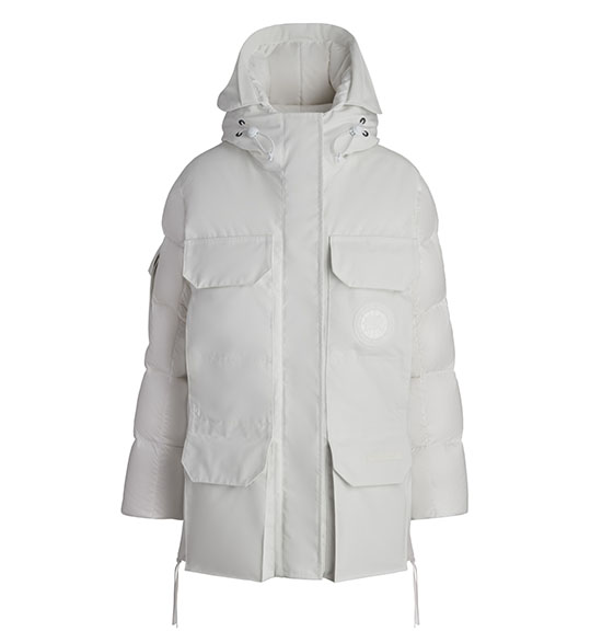 Canada Goose Standard Expedition Parka Has Been Redeveloped Using More Sustainable Materials and Process to Keep You Warm