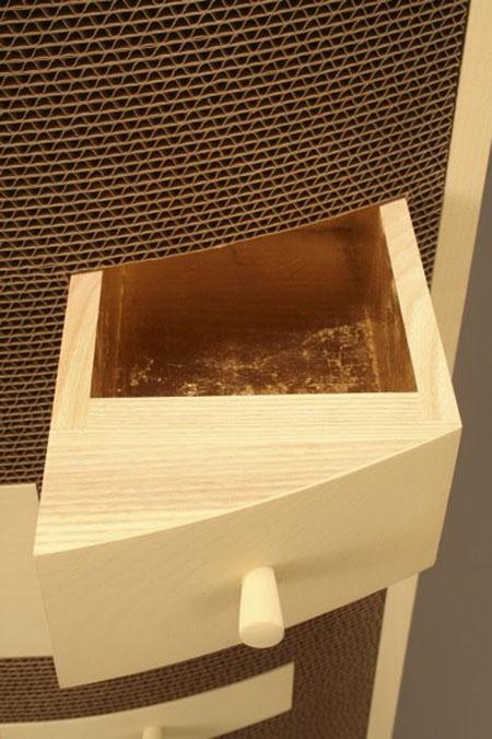 Cardboard Cabinet