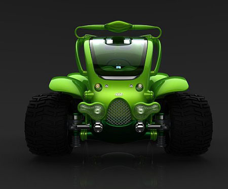 CD2 Grasshopper
