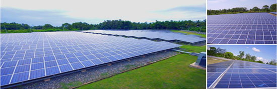 CEPALCO Solar Power Plant