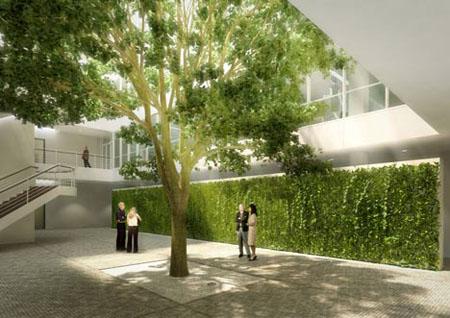 City Green Court