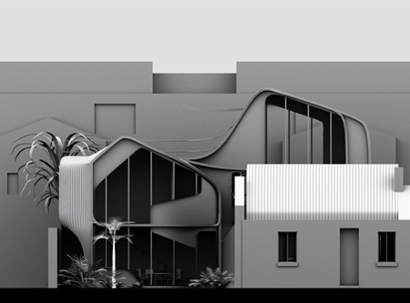 cluster house from Enter Architecture