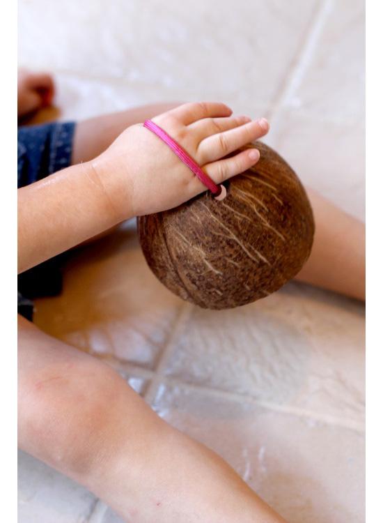 Coconut Shell Use