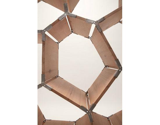 Cracked Shelf System
