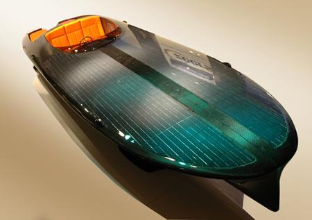 czeers mk1 solar boat