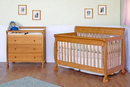 DaVinci Kalani Convertible Baby Crib