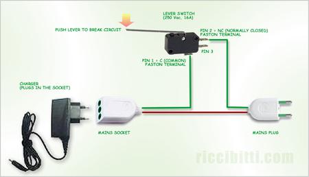 DIY Energy Saving Charger