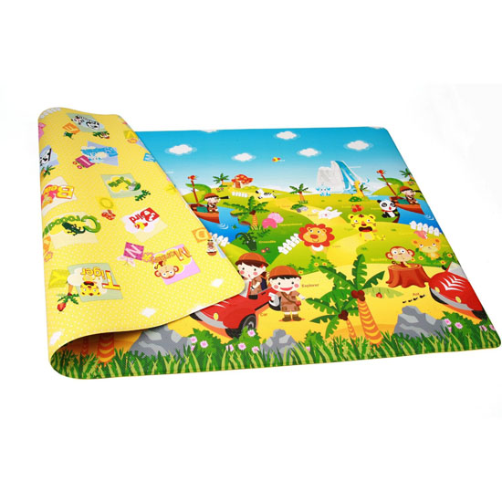 Dwinguler Eco-friendly Kids Play Mat