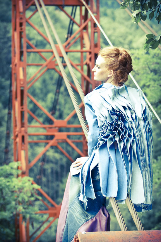 Eco-Glam Womenswear Collection
