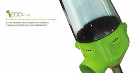 Eco Drop Gardening Tool