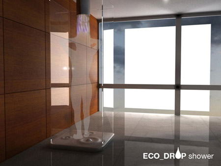 Eco Drop Shower