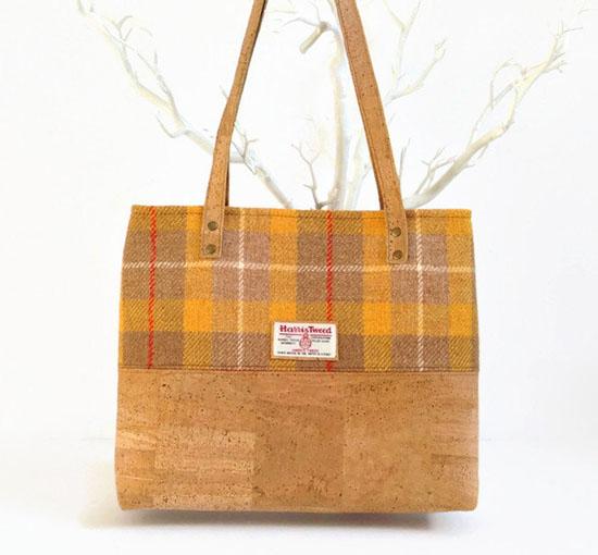 Eco Friend Cork Bag by MyCottonHouse